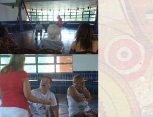 Oficina de Teatro para Terceira Idade no SESC Nova Iguaçu